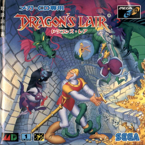 Dragon's Lair sur Mega-CD
