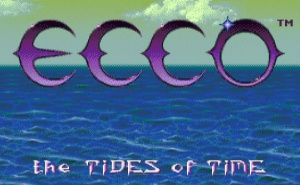 Ecco : The Tides of Time sur Mega-CD