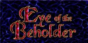 Eye of the Beholder sur Mega-CD