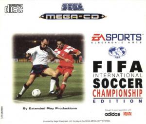 FIFA International Soccer sur Mega-CD
