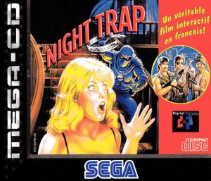 Night Trap sur Mega-CD