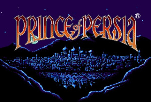 Prince of Persia sur Mega-CD