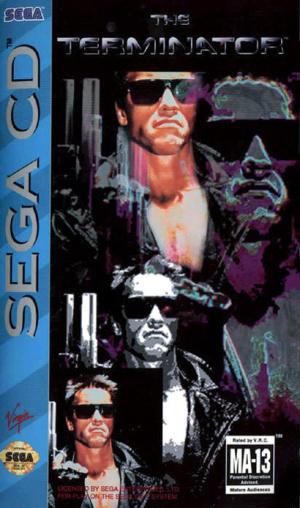 The Terminator sur Mega-CD