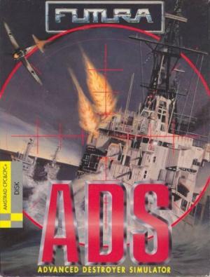 Advanced Destroyer Simulator sur CPC