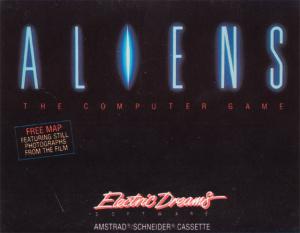 Alien sur CPC