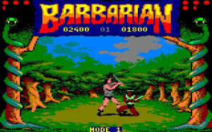 Barbarian : Le Guerrier Absolu