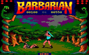 Barbarian revient