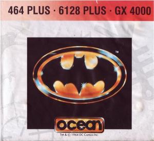 Batman sur CPC