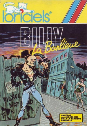 Billy la Banlieue sur CPC
