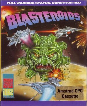 Blasteroids sur CPC