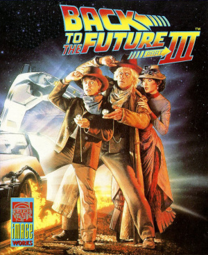 Back to the Future Part III sur CPC