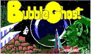 Bubble Ghost sur CPC