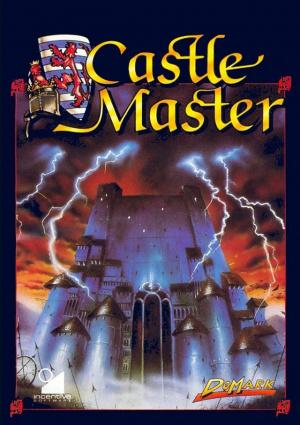 Castle Master sur CPC