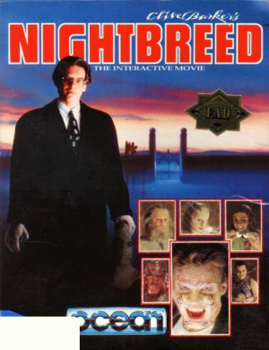 Clive Barker's Nightbreed : The Action Game sur CPC