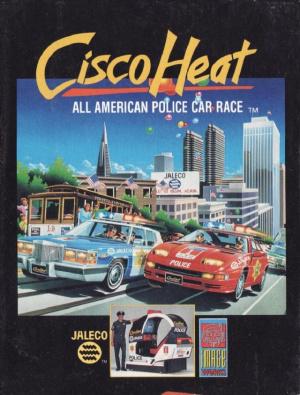 Cisco Heat : All American Police Car Race sur CPC