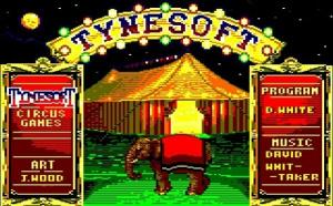 Circus Games sur CPC