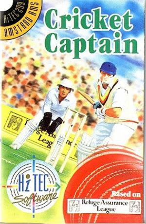 Cricket Captain sur CPC