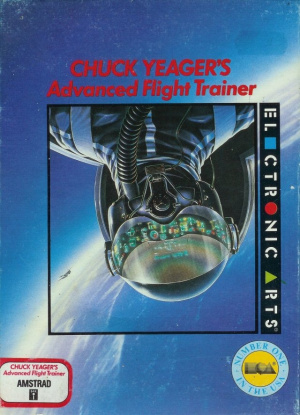 Chuck Yeager's Advanced Flight Trainer sur CPC