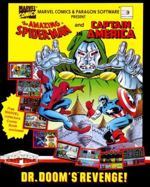 The Amazing Spider-Man and Captain America in Dr. Doom's Revenge! sur CPC