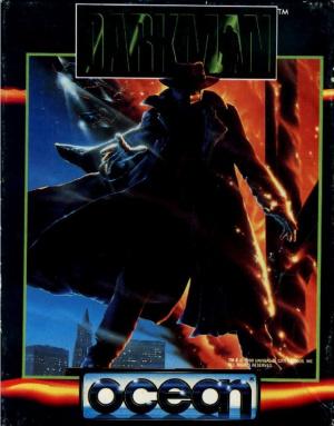 Darkman sur CPC