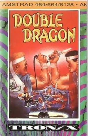 Double Dragon sur CPC