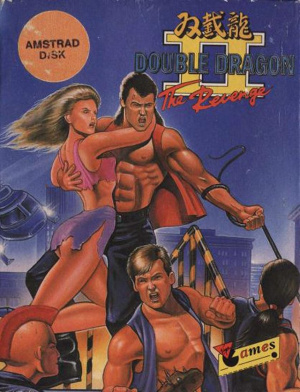 Double Dragon II : The Revenge sur CPC