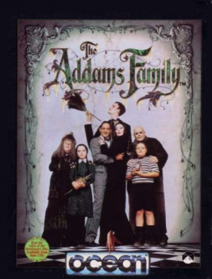 The Addams Family sur CPC