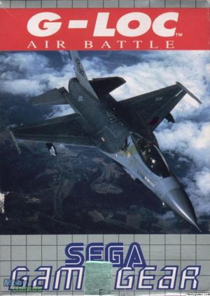 G-LOC Air Battle sur CPC