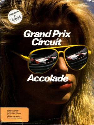 Grand Prix Circuit sur CPC
