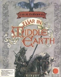 War in Middle Earth sur CPC