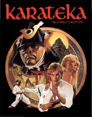 Karateka sur CPC