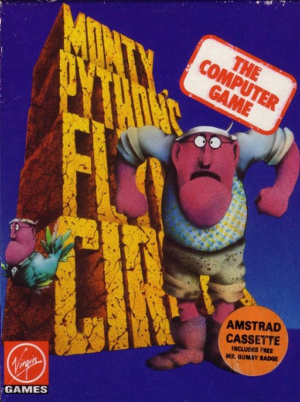 Monty Python's Flying Circus : The Computer Game sur CPC