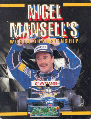 Nigel Mansell's World Championship sur CPC