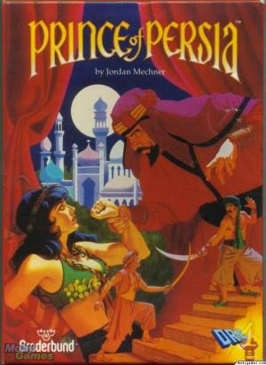 Prince of Persia sur CPC
