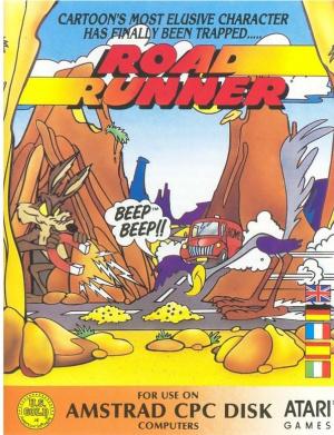 Road Runner sur Amstrad CPC - jeuxvideo com