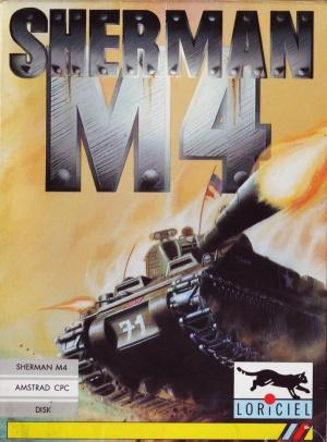 Sherman M4 sur CPC