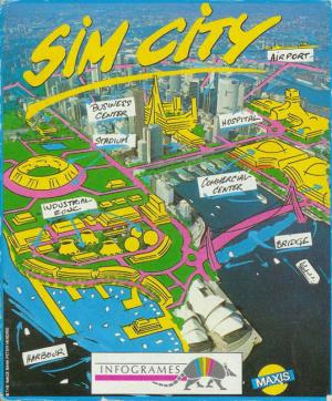 SimCity sur CPC