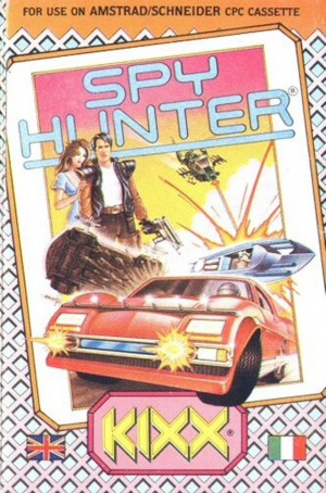 Spy Hunter sur CPC