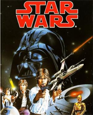 Star Wars sur CPC
