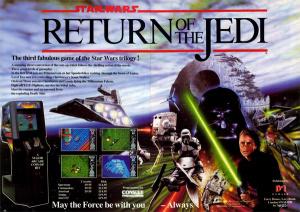 Star Wars : Return of the Jedi sur CPC