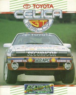 Toyota Celica GT Rally sur CPC