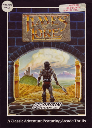 Times of Lore sur CPC