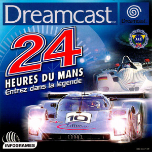 24 Heures du Mans sur DCAST