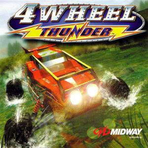 4 Wheel Thunder sur DCAST
