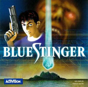 Blue Stinger sur DCAST