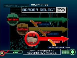 Border Down