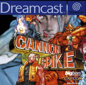 Cannon Spike sur DCAST