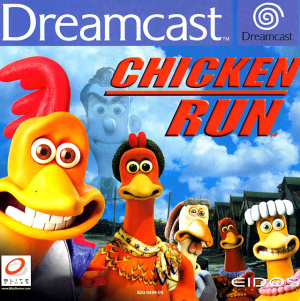 Chicken Run sur DCAST