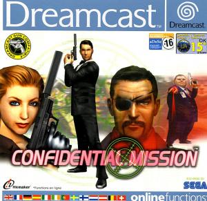 Confidential Mission sur DCAST