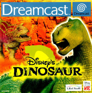 Dinosaur sur DCAST